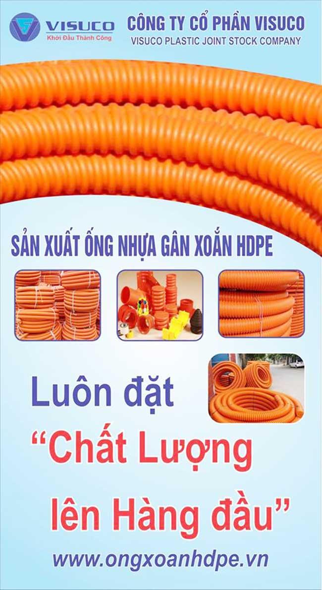 visuco khai chuong nha may san xuat ong nhua chiu luc hdpe